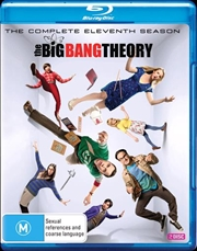 Big Bang Theory - Season 11, The | Blu-ray