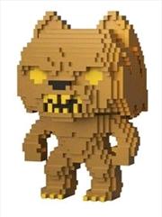 Altered Beast - Werewolf Gold US Exclusive 8-Bit Pop! Vinyl
