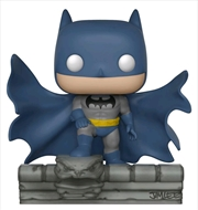 Batman - Batman on Gargoyle US Exclusive Comic Moment Pop! Vinyl