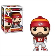 NFL: Chiefs - Travis Kelce Pop! Vinyl