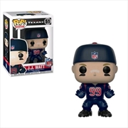 NFL: Texans - JJ Watt (Color Rush) Pop! Vinyl