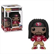 NFL: Niners - Richard Sherman (Red) Pop! Vinyl