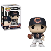 NFL: Bears - Mitch Trubisky Pop! Vinyl