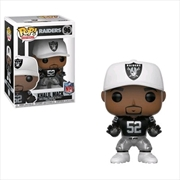 NFL: Raiders - Khalil Mack Pop! Vinyl