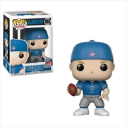 NFL: Lions - Matt Stafford Pop! Vinyl