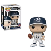 NFL: Rams - Jared Goff Pop! Vinyl