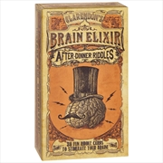Brain Elixir After-Dinner Riddles