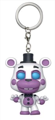 Five Nights at Freddy's: Pizza Sim - Helpy Pocket Pop! Keychain | Pop Vinyl