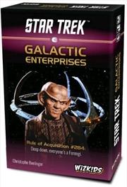 Star Trek - Galactic Enterprises Board Game | Merchandise