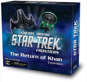 Star Trek - Frontiers: The Return of Khan Board Game Expansion | Merchandise