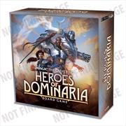Magic the Gathering - Heroes of Dominara Standard Board Game | Merchandise