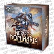Magic the Gathering - Heroes of Dominara Premium Board Game