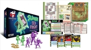 Ghostbusters - Board Game #2 Slimer Sea Fright Expansion