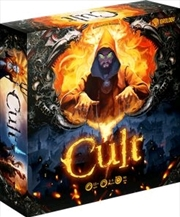 Cult - Choose Your God Wisely Board Game
