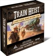 Train Heist - Board Game