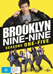 Brooklyn Nine-Nine - Season 1-5