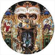 Dangerous - Limited Edition Picture Vinyl