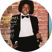 Off The Wall - Limited Edition Picture Vinyl