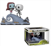 Jack And Sally On The Hill - Under The Moonlight - Pop! Vinyl 2 Pack | Pop Vinyl