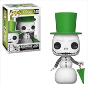 Nightmare Before Christmas - Snowman Jack Pop! Vinyl | Pop Vinyl