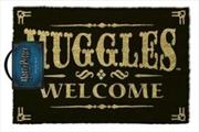 Harry Potter - Muggles Welcome Doormat