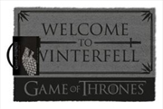 Game Of Thrones - Welcome To Winterfell