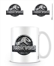 Jurassic World Fallen Kingdom - Logo Mug | Merchandise