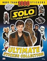 Solo - A Star Wars Story Ultimate Sticker Collection