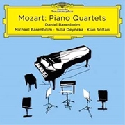 Mozart - Piano Quartets