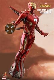 Avengers 3: Infinity War - Iron Man Mark L Accessories
