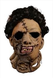The Texas Chainsaw Massacre 2 - Leatherface Mask (1986)