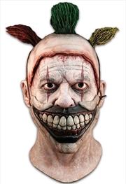 American Horror Story - Twisty the Clown DLX Mask   Apparel