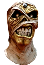 Iron Maiden - Powerslave Mummy Mask | Apparel