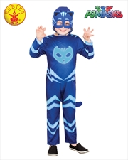 Catboy Glow In The Dark Costume - Size 3-5 | Apparel