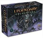 Legendary Encounters - An Alien Deck-Building Game Expansion | Merchandise