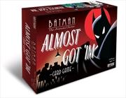 Batman: The Animated Series - Almost Got 'im Card Game | Merchandise