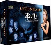 Legendary Encounters - Buffy the Vampire Slayer Deck Building Game
