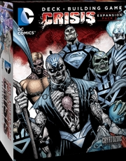 DC Comics - Deck-Building Game Crisis 2 Expansion | Merchandise