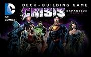 DC Comics - Deck-Building Game Crisis 3 Expansion