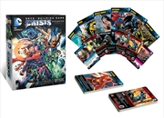 DC Comics - Deck-Building Game Crisis Expansion | Merchandise