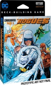 DC Comics - Deck-Building Game Crossover Pack 5: The Rogues | Merchandise