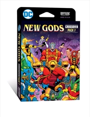 DC Comics - Deck-Building Game Crossover Pack 7 New Gods | Merchandise