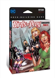 DC Comics - Deck-Building Game Crossover Pack Birds of Prey | Merchandise