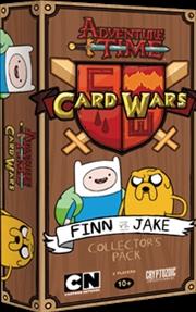 Adventure Time - Card Wars Finn vs Jake | Merchandise