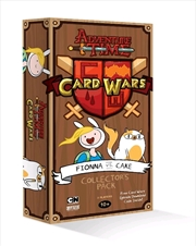 Adventure Time - Card Wars Fionna vs Cake | Merchandise