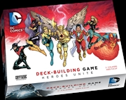 DC Comics - Deck-Building Game Heroes Unite | Merchandise
