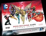 DC Comics - Deck-Building Game Heroes Unite