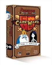 Adventure Time - Card Wars Ice King vs Marceline Deck | Merchandise