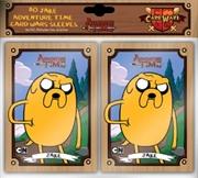 Adventure Time - Card Wars Jake Card Sleeves | Merchandise