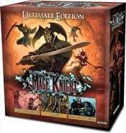 Mage Knight Ult Ed Board Game